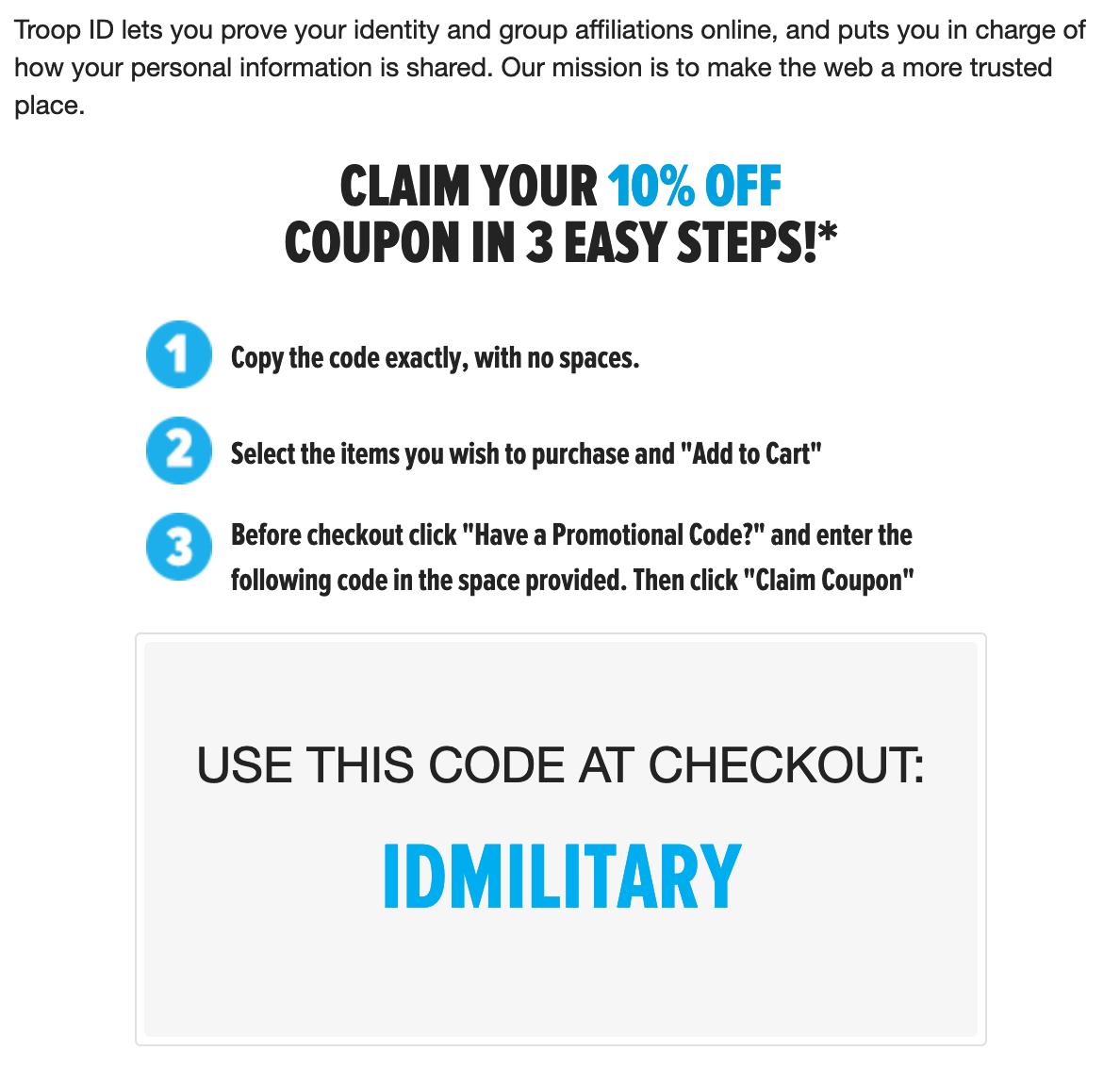 Bodybuilding.com Military Veteran Discounts