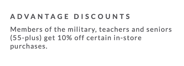 Christopher & Banks Military Veteral Discounts