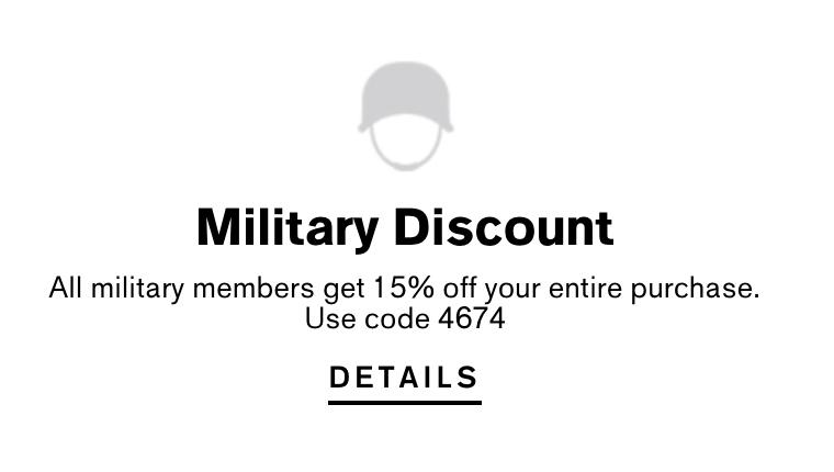 Express Military Veteran Discounts