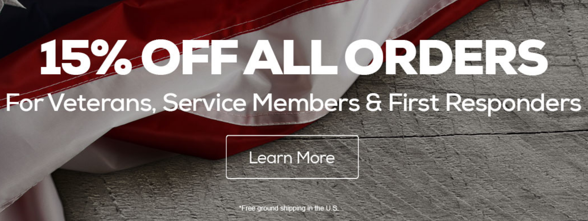 Fanatics Military Veteran Discounts