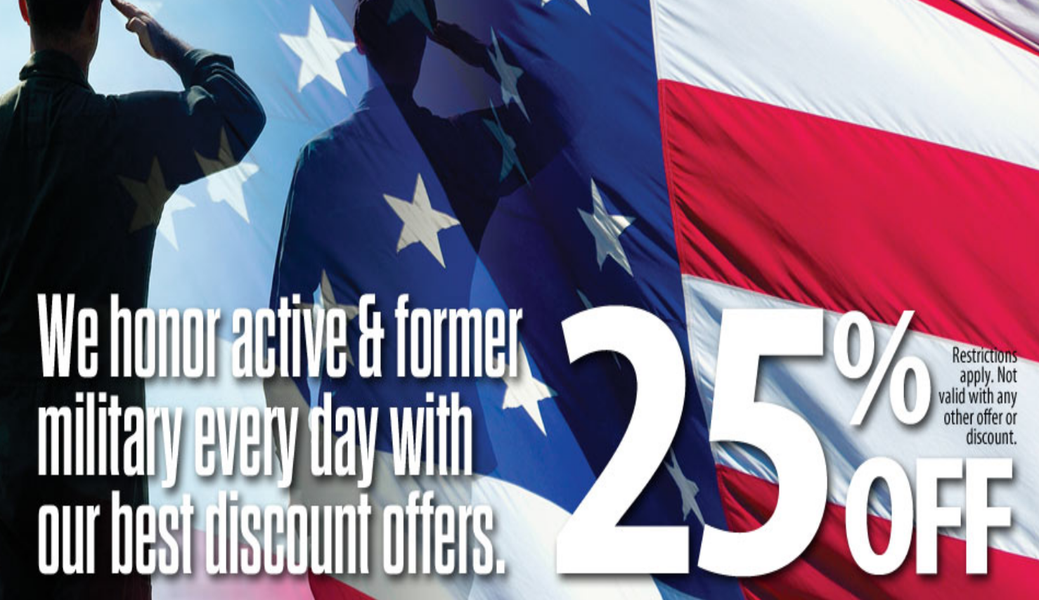 Jiffy Lube Military Veteran Discounts
