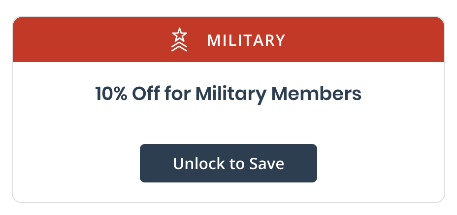 Jockey Military Veteran Discounts
