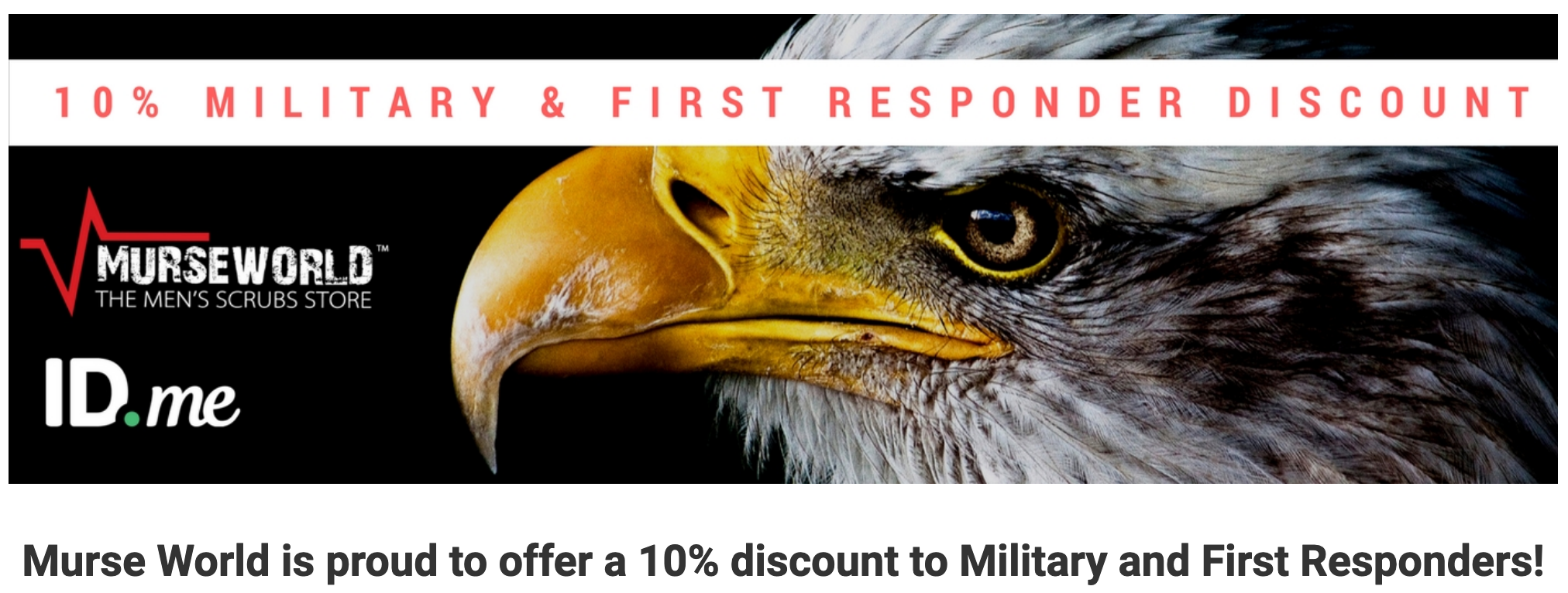 Murse World Military Veteran Discounts