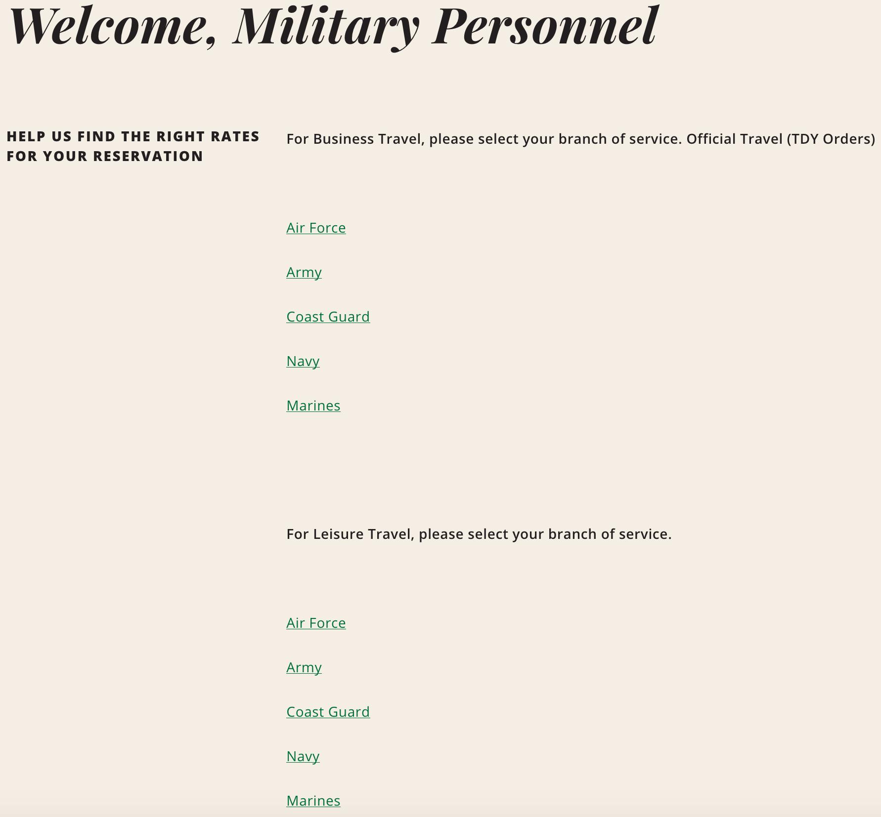National Car Rental Military Veteran Discounts