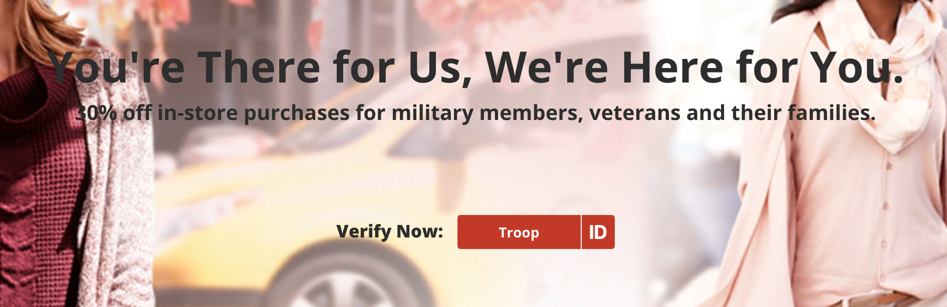 New York & Company Military Veteran Discounts