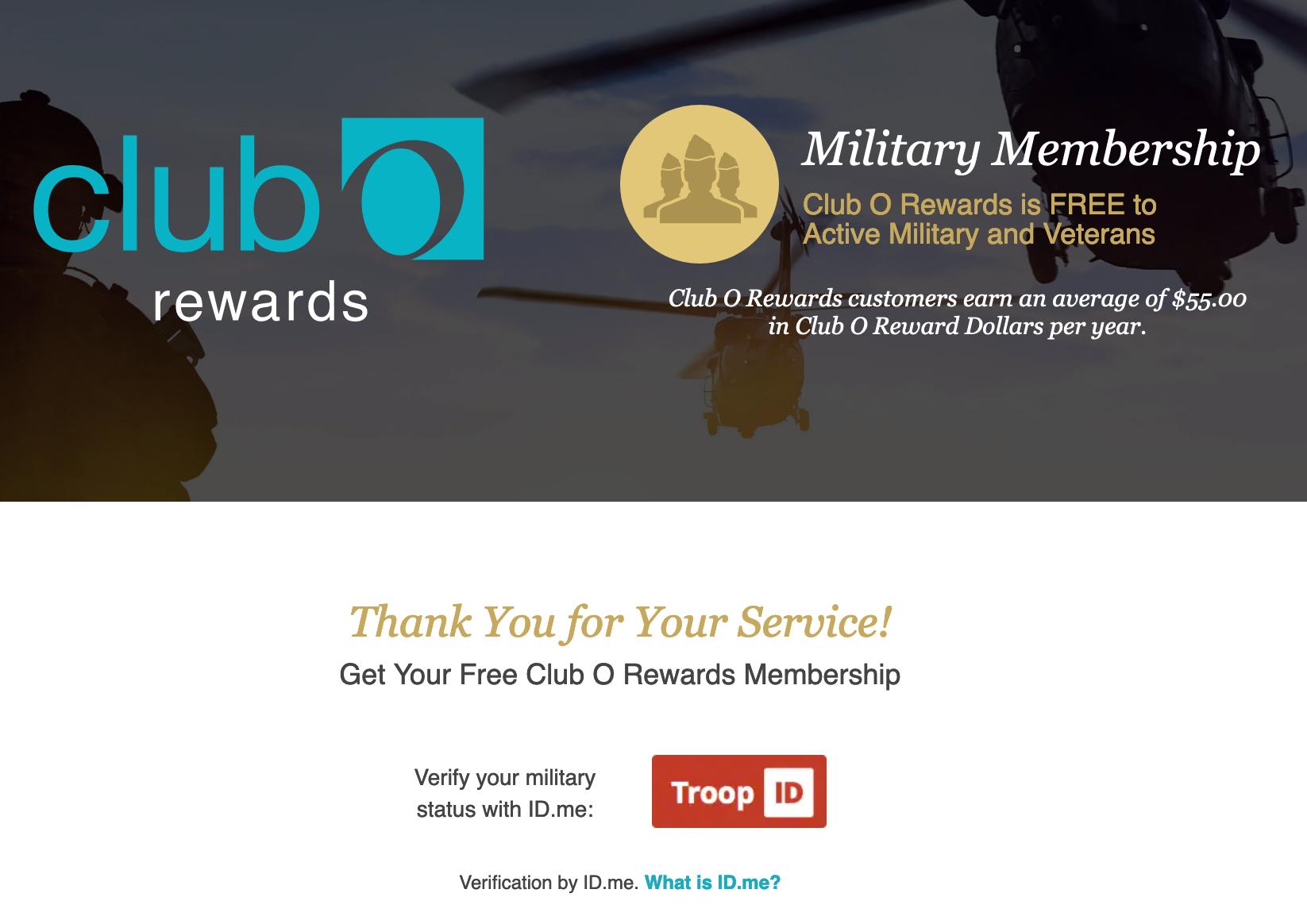 Overstock.com Military Veteran Discounts