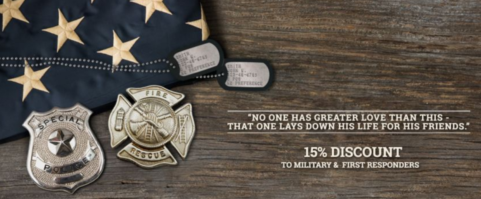 Saddleback Leather Military Veteran Discounts