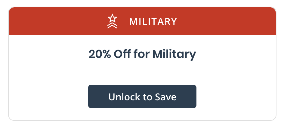 Sperry Military Veteran Discounts