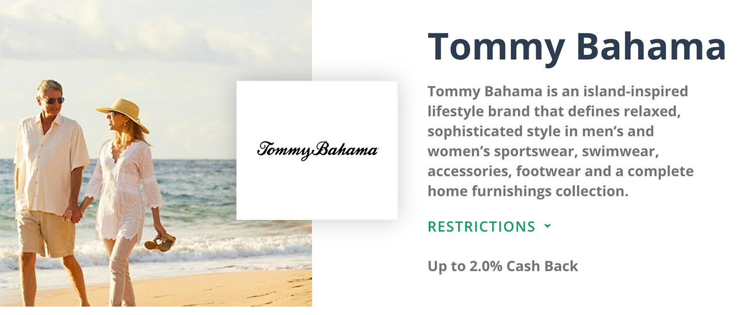 Tommy Bahama Military Discount
